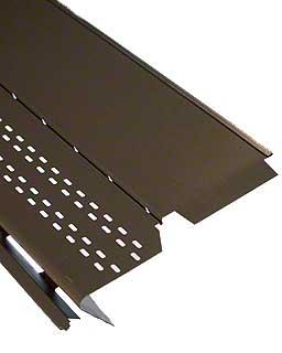 Leaf Pro Xl Aluminum High Flow Gutter Protection 4 Feet