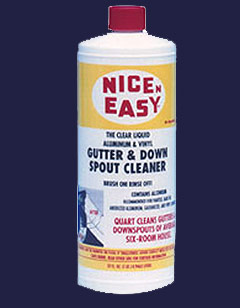 Nice N Easy Gutter Cleaner 1 Quart