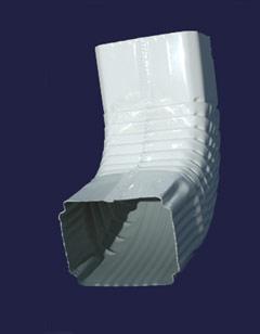 Elbow Alum 024 4 Quot X 5 Quot Square Corrugated A Style 75 186 Bend