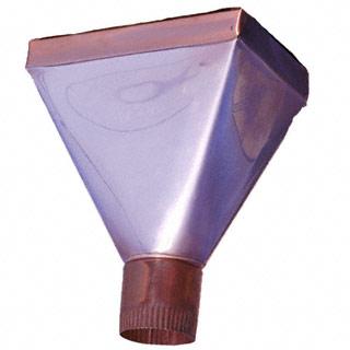 Plain 16oz Copper Conductor Head