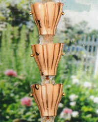 Rain Chain Copper Crocus 200x