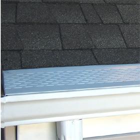 Leaf Shelter Gutter Protection For 6 Quot K Style Aluminum