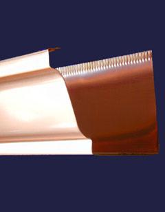 Gutter Copper 20oz 8 Quot K Style 10 Feet