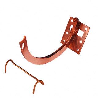 Hanger Copper 5 Quot 10 Combo Shank Amp Circle