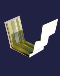 Slip Joint Alum 5 Quot K Style White