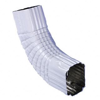 Residential Gutter Elbow Aluminum 2x3 B Style 75 186 Bend