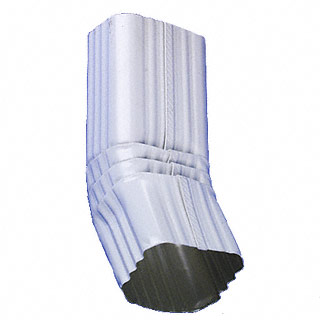 Elbow Aluminum 019 Quot 2 X 3 Inch A Style 30 Degree Bend