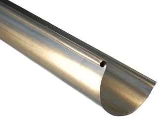 Egutter 174 High Quality Half Round Gutter In Copper