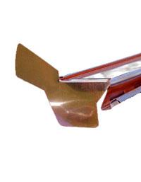 Leaf Pro Copper Endcaps 1 Rt 1 Left